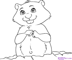 89 ideas groundhog drawing emergingartspdx
