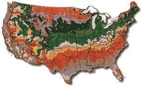 Gardening Zone By Zip Code - usda zone maps by state