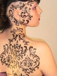 tribal deer skull tattoos for design idea for and
