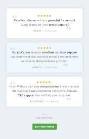 How To Make A Basic Resume For A Job by Jobcareer Job Board Responsive Wordpress Theme By Chimpstudio