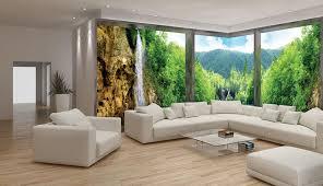 wandgestaltung fototapete fototapeten wohnzimmer atemberaubend wandgestaltung mit