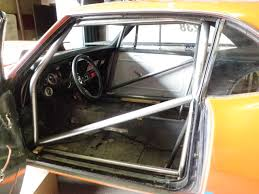 1969 camaro roll cage gm f exact fit mild steel roll cage rides