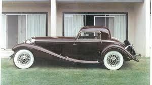 mercedes 500k rudi caracciola s 1 of 1 1935 mercedes 500k found at la