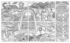 coloring pages u0026 posters illustrated children u0027s ministry