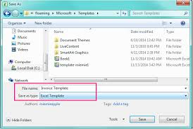 Create A Template In Excel How To Create Sheet Template And Apply It In Excel