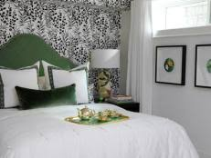 Unique Headboards Ideas Stylish And Unique Headboard Ideas Hgtv