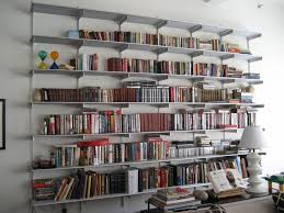 chic wall mounted bookshelves white amazing cool wall shelves wall