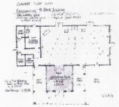 Antebellum Floor Plans by Our History Unitarian Universalist Fellowship Of Beaufort