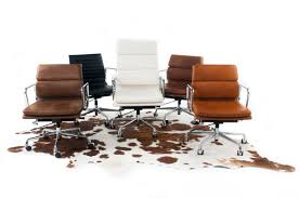 Tan Leather Office Chair Buy Eames Style Office Chairs And More Modern Office Chairs