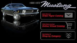 mustang auto shop mustang parts national parts depot
