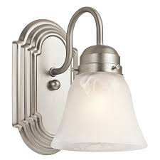 new street 1 light wall sconce in chrome