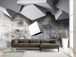 20 inspirations optical illusion wall art wall art ideas photo wallpaper wall murals non woven 3d modern art optical with optical illusion wall art