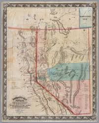 map of nevada map of nevada territory degroot henry holt warren 1863