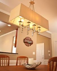 Rectangular Dining Room Chandelier by Create Your Personality Room With Rectangular Chandelier Advice