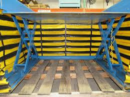 Pallet Lift Table by T U0026s Vestil Ehltx 2000 Lb Low Profile Ground Lift Scissor Pallet