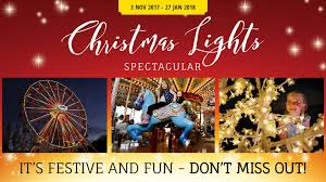 christmas lights spectacular at hunter valley gardens playing in