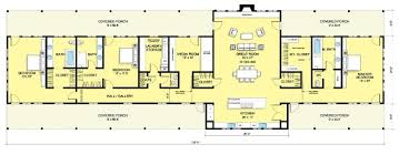 ranch floor plans with split bedrooms floor plan of ranch house by architect nicholas