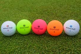 look wilson staff s new duo soft duo soft spin balls