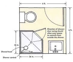 Bathroom Layouts by 6x6 Bathroom Layout Nujits Com