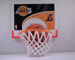 90s los angeles lakers cali nba basketball felt pennant