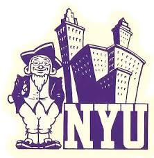 nyu new york college vintage looking travel decal