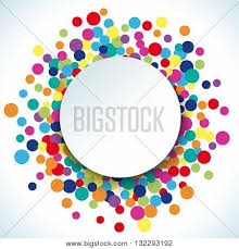 vector background modern pattern colorful abstract dot background vector photo bigstock