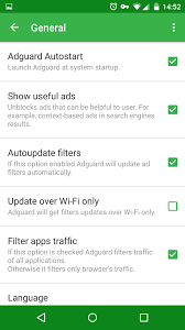 filters for android adguard for android android