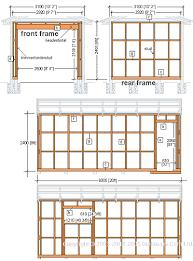 Free Single Garage Plans by Free Single Garage Plans