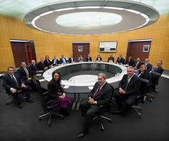 What Is A Government Cabinet Supporting The Work Of The Cabinet Department Of The Prime