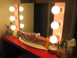 Narrow Makeup Vanity Table Vanity Table With Lighted Mirror Canada Vanity Pinterest