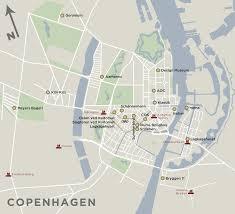Copenhagen Map Favorites Copenhagen Muhs Home
