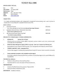 sle resume for fresh graduates accounting software resume sle for fresh graduate business administration