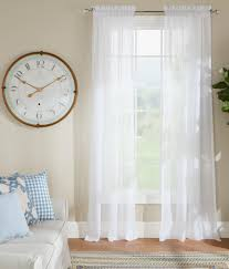 Tie Top Curtains Cotton by Voile Curtains Voile Curtain White Voile Curtains Country