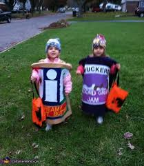 Peanut Butter And Jelly Costume Peanut Butter U0026 Jelly Costume Idea For Twins Photo 2 6