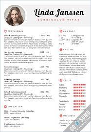 template curriculum vitae creative curriculum vitae design template resume exle