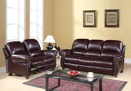 Leather Reclining Sofa Loveseat by Leather Reclining Sofa Sectional Home And Garden Decor Guide