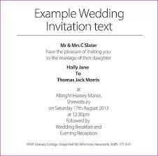 how to write wedding invitations uncategorized exles of wedding invitations exles of
