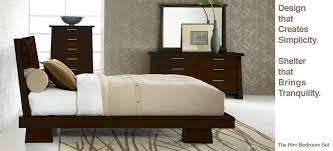 Platform Beds Modern Furniture Store Japanese Furniture - Contemporary platform bedroom sets