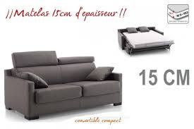 canapé convertible promotion canape lit droit convertible rapido express compact mayor