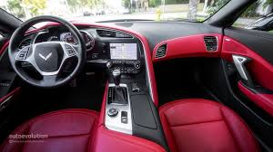corvette stingray interior is the 2014 corvette stingray mean to its passenger autoevolution