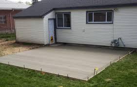 Concrete Backyard Design Patio Smalloncrete Patio Design Ideas Diy Raised Paver Pavers 99