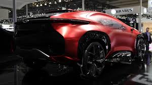 chery chery fv2030 concept turns heads at auto china