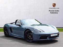 pistonheads porsche boxster used 2017 porsche boxster 2 0 2dr pdk for sale in gloucestershire