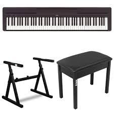 yamaha pb45 contemporary digital piano with electronic keyboard