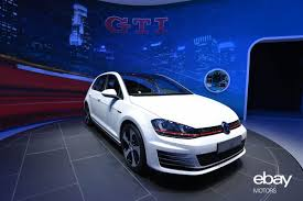 u s debut of vw design vision gti ebay motors blog
