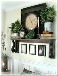 wall clock 32 dining room storage ideas large cabin wall clock