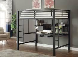 Bunk Bed With Workstation Black Workstation Loft Bunk Bed Furniture In Delray Fl