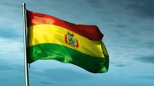 Quechua Flag Osprey Bolivia