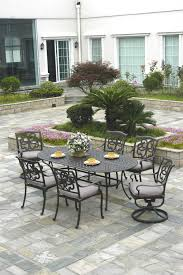 Glass Top Patio Table Parts by Outdoor Dining Sets U0026 Bistro Sets Watson U0027s