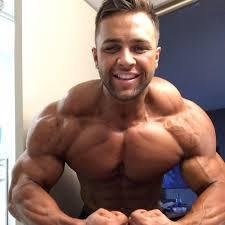 Vaccum Abs Regan Grimes Working On His Vacuum Pose Bodybuilding Fitness